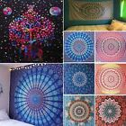 Large Tapestries Indian Mandala Wall Hanging Floral Holiday Throw Decor Hippie