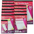 Invoice/Purchase/Order/Sales/Receipt/Delivery Note - Duplicate/Trip Box of 25!