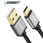 Ugreen Nylon USB Type C Cable for Xiaomi Type-c Fast Charger Data Cable us174