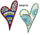 Heart Mosaic Kitsets - Choose your Heart