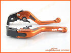 KTM 690 Duke 2008 - 2011 Short Adjustable Carbon Fiber Levers Brake & Clutch
