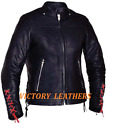 Ladies Leather Jacket, with Reflective Tribal Rose ( 6801.01 ) Red, Ladies Coats