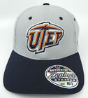 UTEP TEXAS EL PASO MINERS NCAA FLEX-FIT 2-TONE CAP HAT ADULT Z-FIT SIZES NWT!