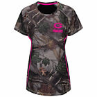 Green Bay Packers The Woods Women's Camo Tee