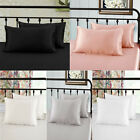 2/4/6/8/10 PCS 100% Pure and Organic Mulberry Silk Pillow Case - 19 Momme