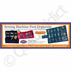 Yazzii - Sewing Machine Feet Organizer - Available in Various Colors - CA 750