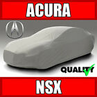 [ACURA NSX] CAR COVER - Ultimate Full Custom-Fit 100% All Weather Protection