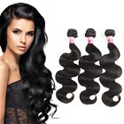 FEBAY 7A Unprocessed 100% Real Virgin Human Hair Weave Body Wave 3Bundles 150g