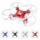 FQ777-124 Quadcopter Pocket Drone Gyro Mini Micro RC 6-Axis RTF Fly Helicopter