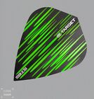 Target Spectrum Vision Ultra Xtra Strong Kite Shape flights Green 1x3or5x3 Pack