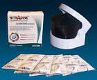 Nitradine & Sonic Cleaner ~ 20 Denture Cleaning & Disinfecting Cleanser Tablets