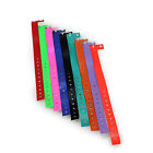 Vinyl Plastic ID Wristbands for Events, Parties, Nightclubs
