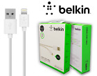 BELKIN Mixit 8-Pin NEW Lightning Charging Sync USB Cable Cord for Apple iPhone