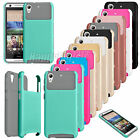For HTC Desire 626 626S Tuff Hybrid ShockProof Protective Hard Case Cover Skin