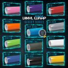 Gloss Glossy Vinyl Wrap Sheet Film Sticker Decal Roll Bubble Free Air Release