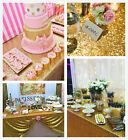 """50""""x 80"""" Sequin Table Cloth,Sequin Table Covers,Sequin Linen for Wedding/Party"""