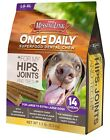MissingLink Once Daily Superfood Pet Chew Hips Joints & Teeth All Dogs USA