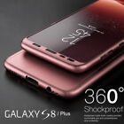 For Samsung Galaxy S8 Plus Ultra-thin PC Shockproof Case Protective Phone Cover