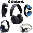 Skullcandy Roc Nation Aviator with Mic Wired Collapsible Headphones Black Blue