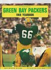 1968 Green Bay Packer Yearbook  Excellent Condition