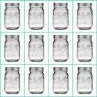 12 oz glass jars