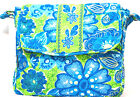 Abbergale Hipster Cross Body Messenger Bag Colorful Cotton Quilted