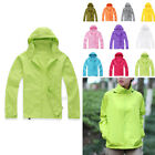 Waterproof Windproof Jacket Men Women Oversized Lightweight Rain Coat NEWEST