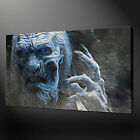 GAME OF THRONES WHITE WALKER CANVAS WALL ART PICTURE PRINT VARIETY OF SIZES