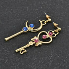 Sailor Moon Earring Japanse Anime Metal Earring Cute Women Jewelery Decor New
