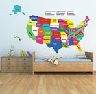 United States Of America Map Wallpaper Geography USA Map ...