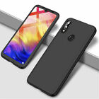 360° Full Cover Case + Tempered Glass For Xiaomi Redmi 7A 7 6A 4X Note 7 6 5 Pro