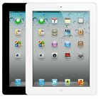 Apple iPad 2nd Generation WiFi Tablet Black White 16GB 32GB 64GB Tested A1395