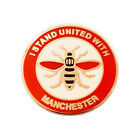 Manchester Bee Badge Selection City United Lapel Pin Brooch Manc Mancunian