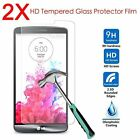 9H Premium Tempered Glass Screen Protective Film For LG Q6 G6 V20 V30 K7 K8 2017