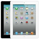 Apple Ipad 2 Tablet Wi-fi At&t Verizon 16gb 32gb 64gb Black White 2nd Generation