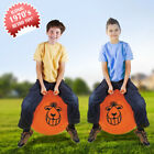 RETRO SPACE HOPPER EXERCISE TOY PLAY LARGE BALL ADULT KIDS PARTY GAME 60CM /80CM