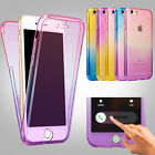 new note 3 phone - US 360° full Cover Clear Soft Silicone Rubber Protective Phone Case For Samsung