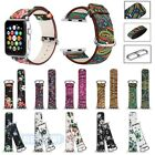 Genuine Leather National&Flowers Pattern Band Strap For Apple Watch 38mm/42mm