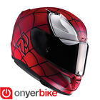 HJC RPHA 11 SPIDERMAN MARVEL SUPERHERO HELMET XS S M L XL SALE R-PHA