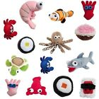 NEW Doggles Catnip Cat Toy Sushi Collection FREE SHIPPING