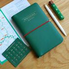 Extra Days Book with Index Sticker - PLEPIC - Undated Monthly Planner Free Note