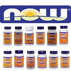 Now Foods VITAMINS D all sizes - select option