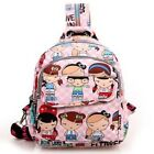 Harajuku Lovers waterproof nylon schoolshoulder rucksack satchel laptop backpack