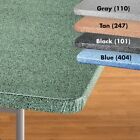 """FITTED Granite Vinyl Banquet 36"""" Square 48x24 60x30 72x30 Card Table Cover ~"""
