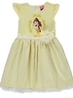 Girls Disney Princess Dress Beauty and the Beast Belle Party Dress 2-6 Years NEW