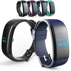 New Bluetooth 4.0 Smart Watch Blood Pressure Heart Rate Monitor Sport Wristband