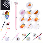 Multi Design Nail Brush Set Gradient Dotting Liner Painting Gel Polish Brush Pen
