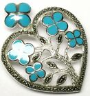 52.5 STERLING SILVER ENAMEL PENDANT JEWELLERY MOTHER'S DAY SPECIAL