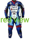 RGSX SUZUKI MOTORCYCL MOTORBIKE ARMOUR PROTECTION RACING 1&2 PIECES LEATHER SUIT