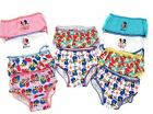 Big Girls Character Panties 10 Pack - Shimmer and Shine